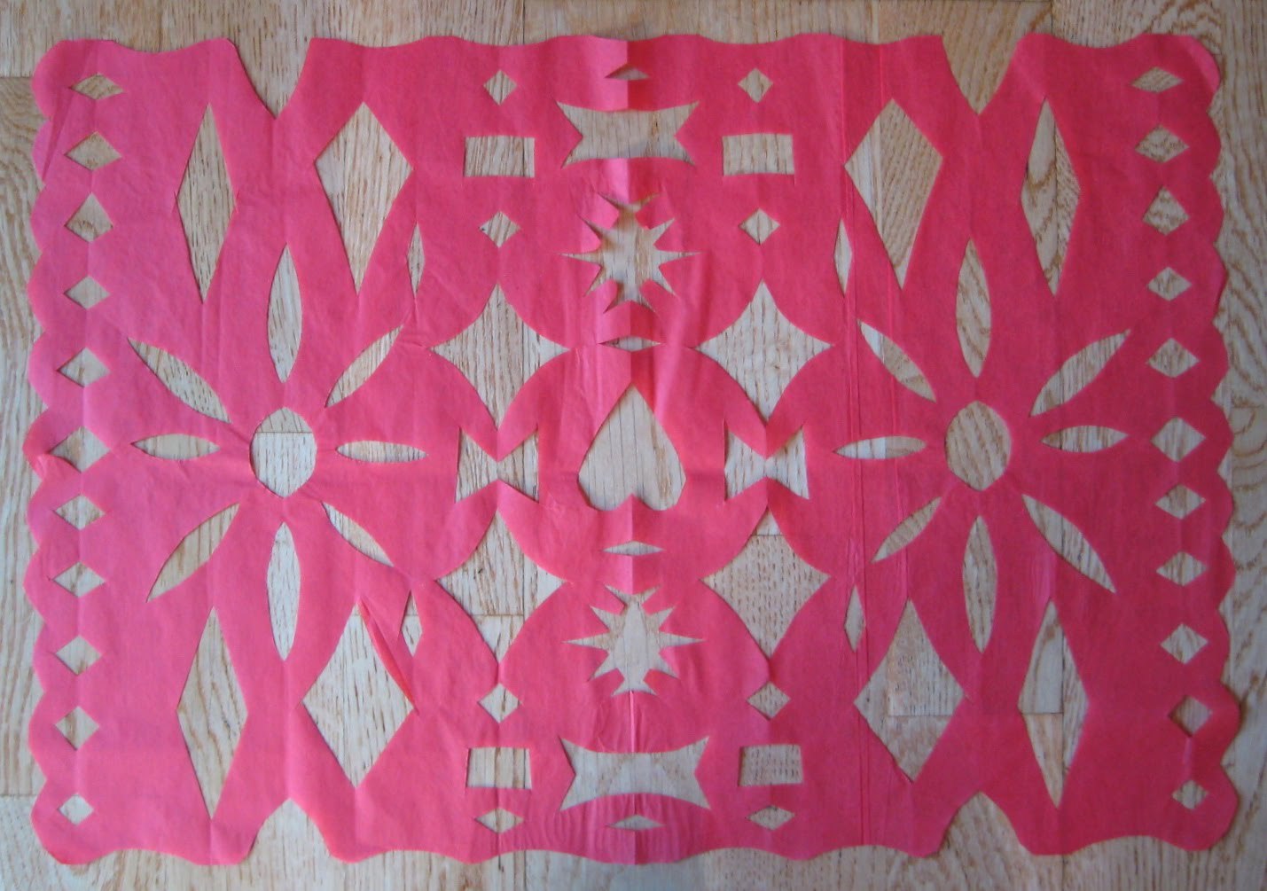 Mexican papel picado teachkidsart mexican papel picado mightylinksfo