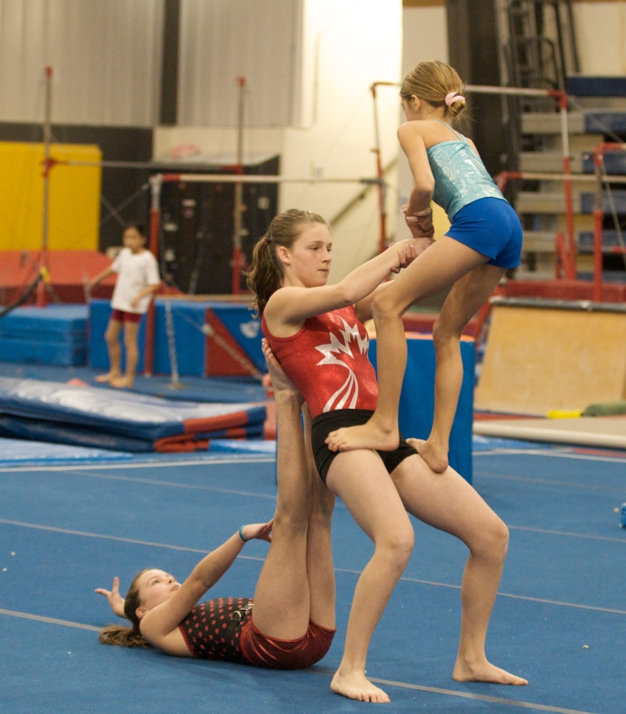 Acrobatic girls picture 69