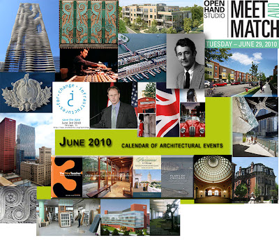 Chicago Architectural events for June 2010Chicago Architectural events for June 2010