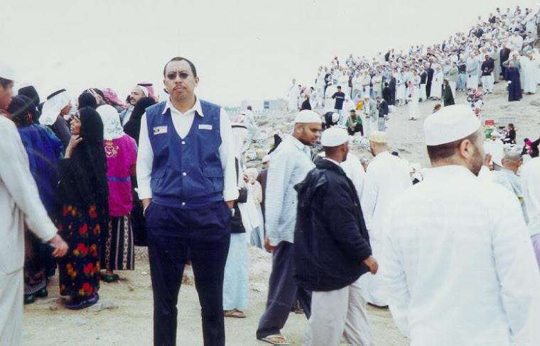 Melawat Jabal Uhud
