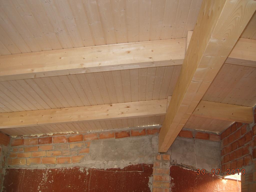 Cubierta ligera de madera bricolaje - Tejado madera ...