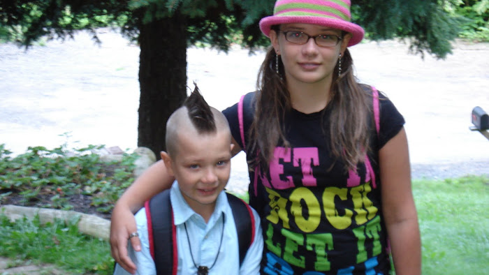 Punk Rock School Day