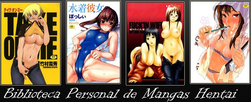 Biblioteca Personal de Mangas Hentai