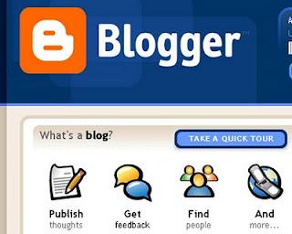 como cambiar de plantilla en blogger