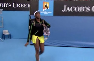 Venus Williams underwear photo