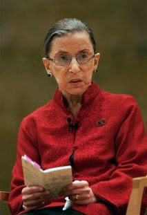 Supreme Court Justice Ruth Bader Ginsburg is hospitalized with pancreatic cancer.