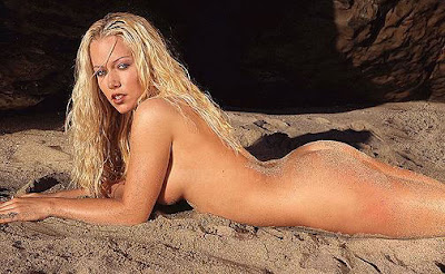 Kendra Wilkerson Nude on the beach