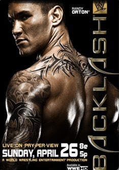 WWE Backlash 2009 live stream can be found at Super TV 4 PC.