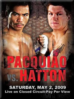 Watch Pacquiao vs Hatton live stream at Super TV 4 PC in HD.
