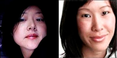 NKorea sentences Laura Ling and Euna Lee to 12 years in jail.