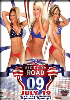 Live streaming of TNA Victory Road 2009 can be found here.
