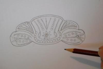 L 39 Atelier Diy Embellished Shoulder Top