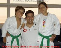 Papa, M & J – Judo 2006