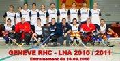 Genève: LNA 2010-11