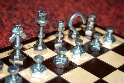 Fancy Chess Pieces