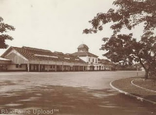 semarang+tawang Inilah 10 Stasiun Kereta Api Tertua di Indonesia