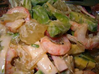 Креветки с сыром под винным соусом