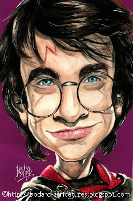 RADCLIFFE+POTTER+CARICATURE+BODARD+BLOG
