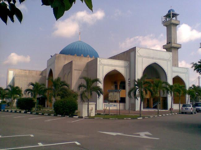 Masjid Penuh