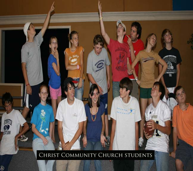 Christ Community Church Students