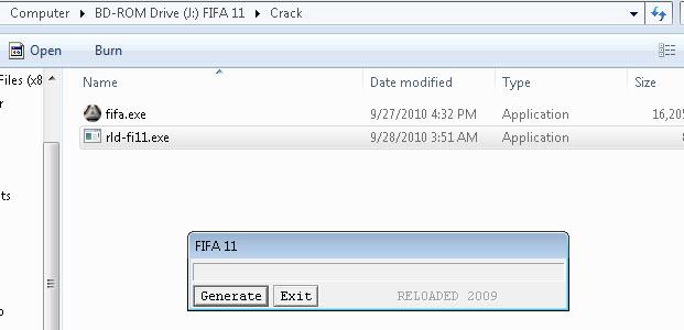 fifa 09 crack code keygens