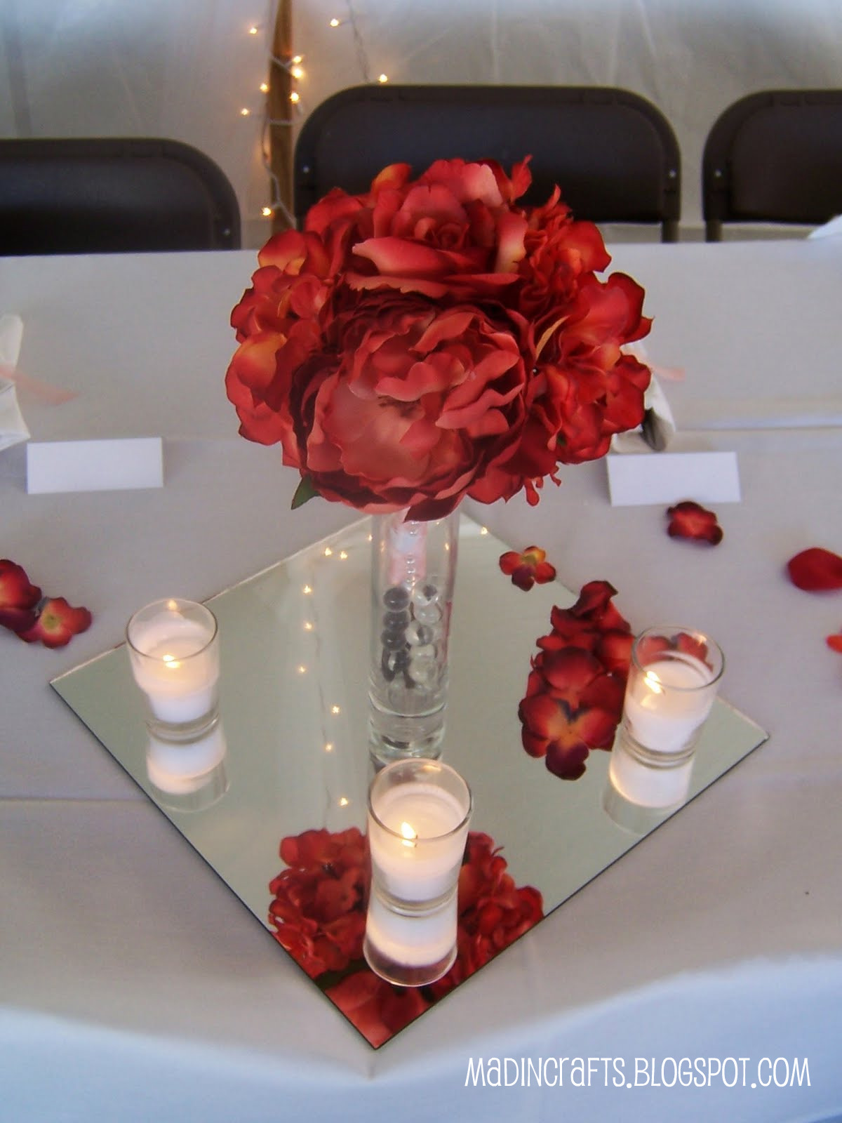 Wedding crafts an inexpensive reception mad in crafts reviewsmspy
