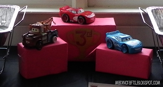 Mostly Homemade Cars Themed Birthday Party Mad In Crafts