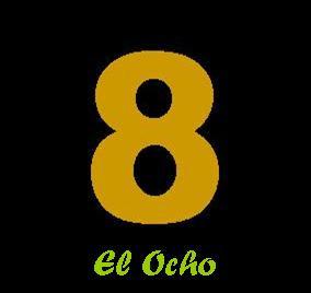 el numero que sigue OCHO