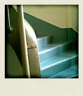 d co d con d conne recette de l 39 escalier bicolore. Black Bedroom Furniture Sets. Home Design Ideas