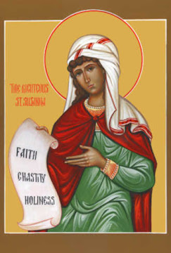 Saint Susanna, of the Elders