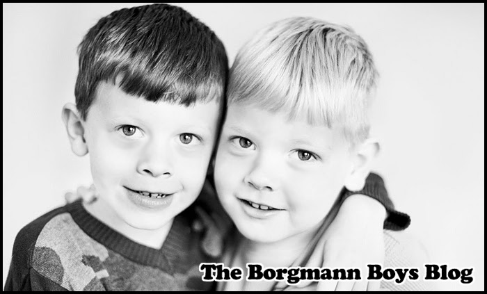 The Borgmann Boys
