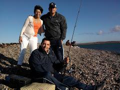Pesca en Deseado