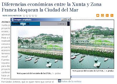 En la web de Faro de Vigo amplian las imágenes como debe ser.