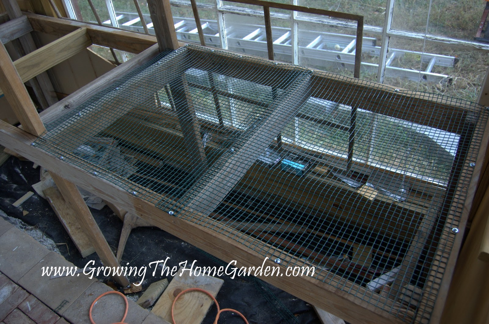 Woodworking greenhouse bench design ideas PDF Free Download