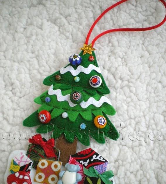 Dimesydiretes colgante rbol de navidad for Colgantes para arbol de navidad