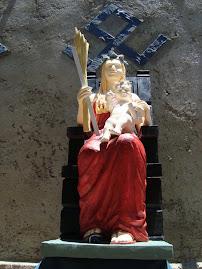 la Virgen de Agartha Ama de los Andes