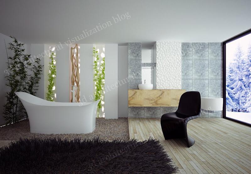 3d architectural visualization title=