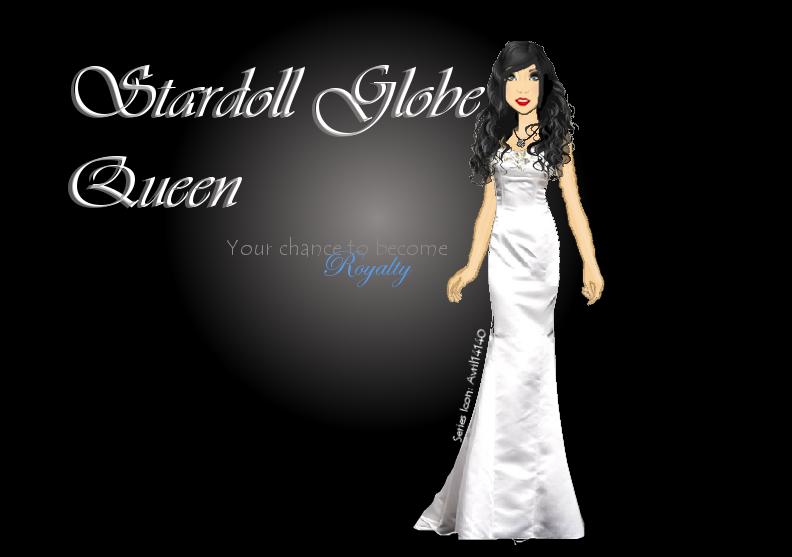 Stardoll Globe Queen