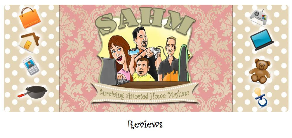 SAHM: Surviving Assorted Home Mayhem <br> Reviews
