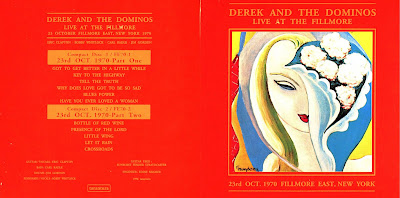 DEREK & DOMINOES 1970-10-23 New York