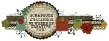 52 WEEK SCRAPBOOKING CHALLENGE!