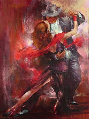 'Tango argentino II' Pedro Álvarez