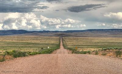 'Lonely road', Alex Marentes