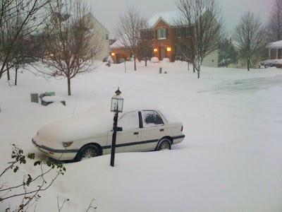 snomageddon the blizzard of 2010