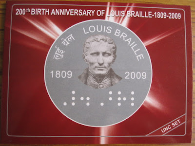 louis braille unc set cover
