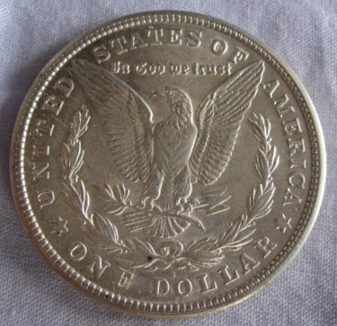 usa morgan dollar 1921