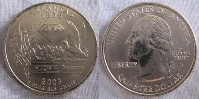usa arkansas state quarter