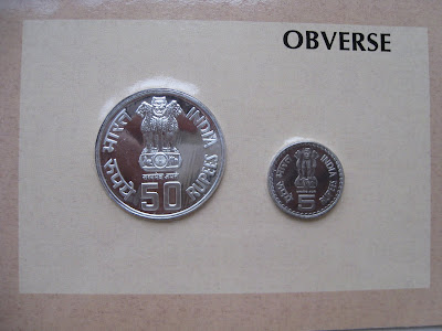 khadi and village industries obverse