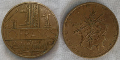 france 10 franc 1976