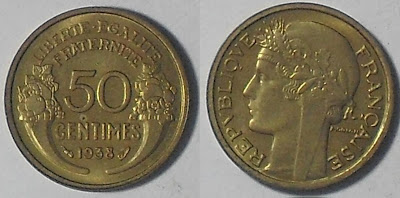 france 50 centimes 1938